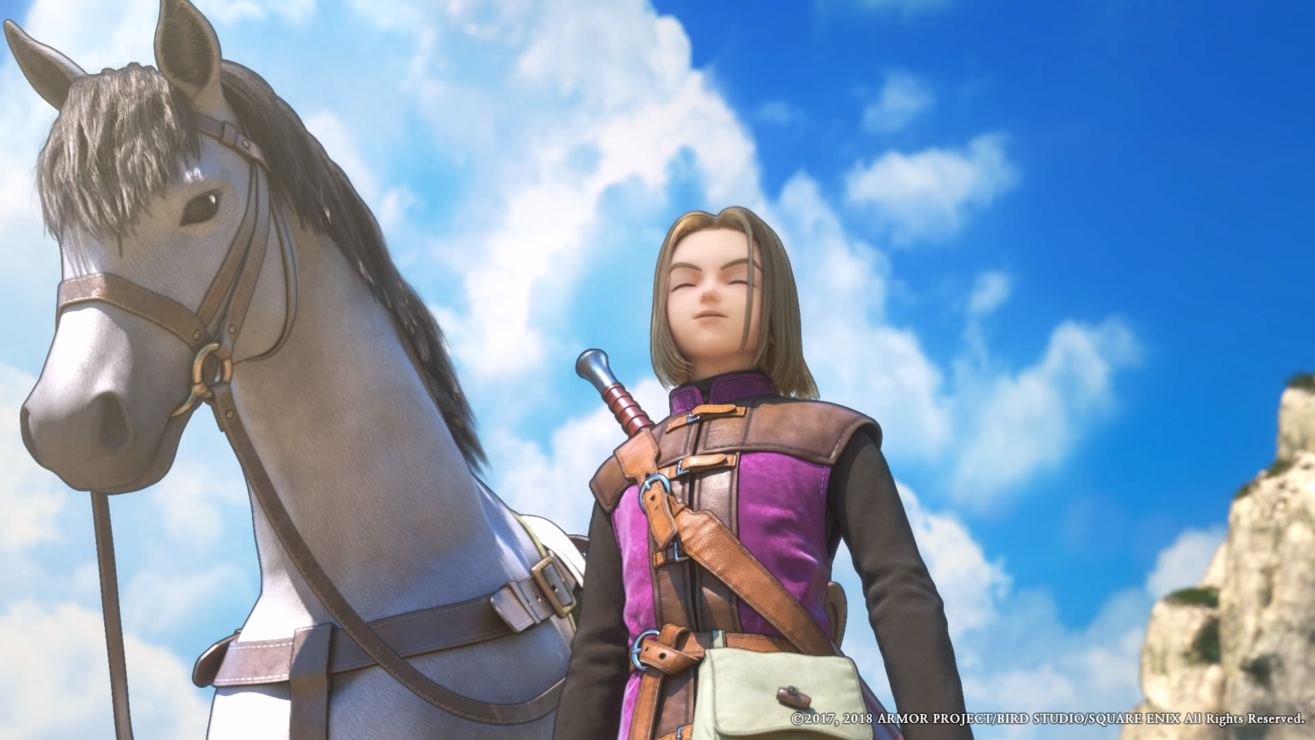 Foto de Análise: DRAGON QUEST XI S: Echoes of an Elusive Age