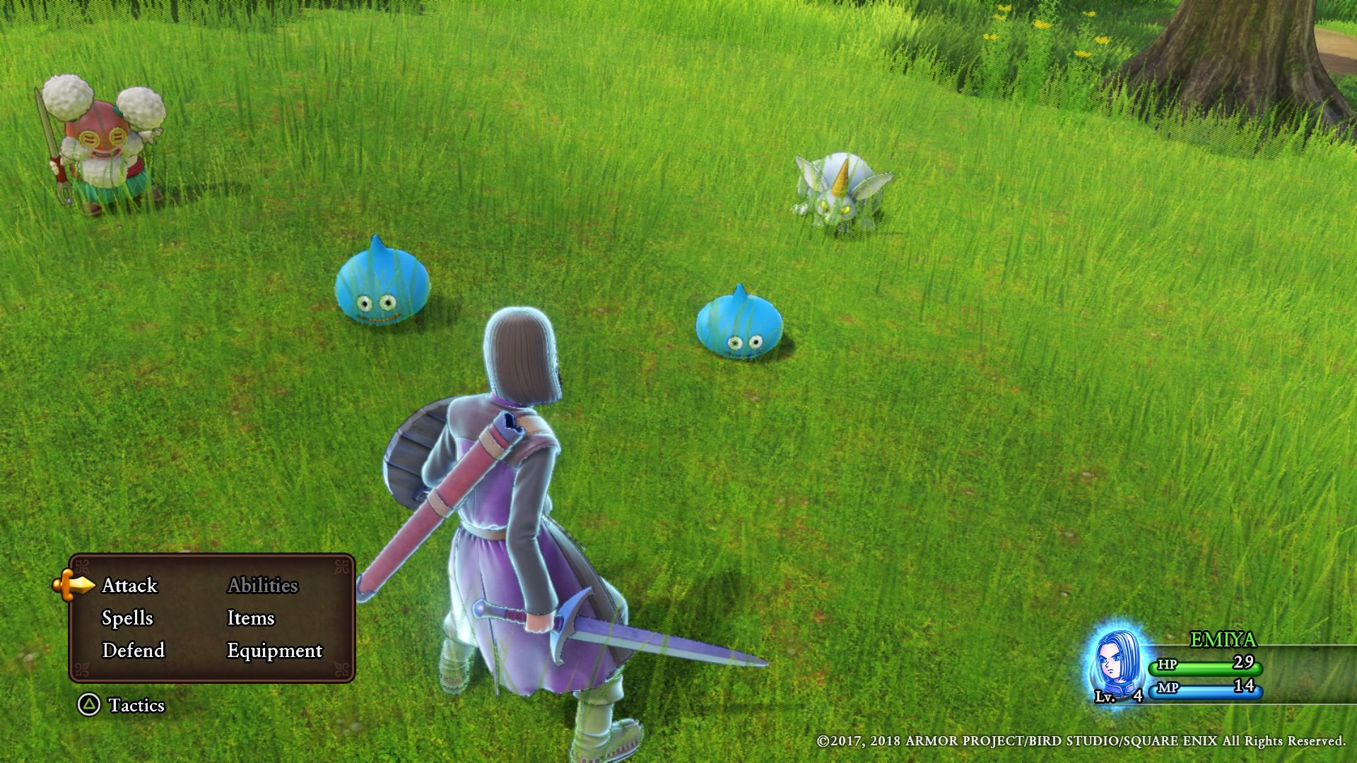 DRAGON QUEST XI: Echoes of an Elusive Age_20180906093337