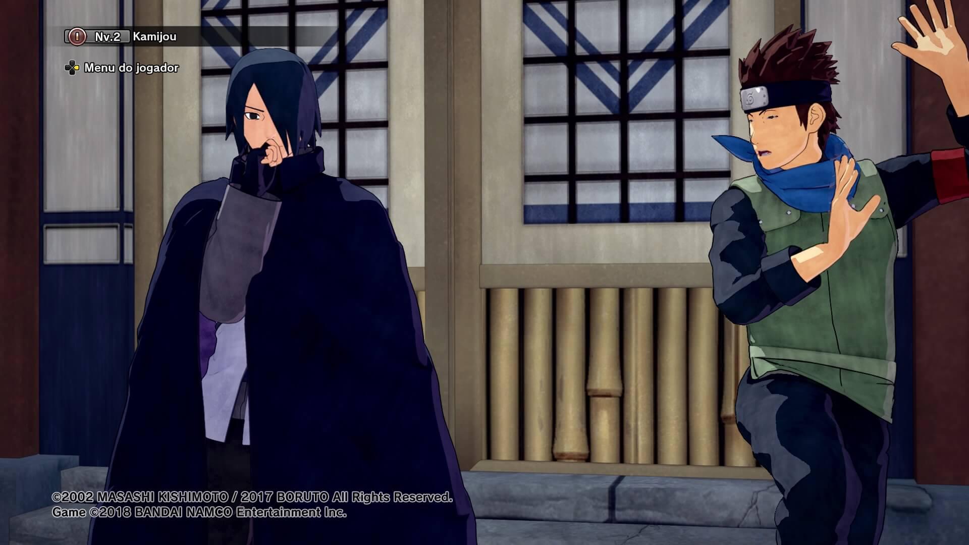 Foto de Análise: Naruto to Boruto: Shinobi Striker – Mostre o seu jeito ninja de ser
