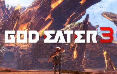 (Trailer em PT-BR) God Eater 3 recebe data de lançamento e novo trailer