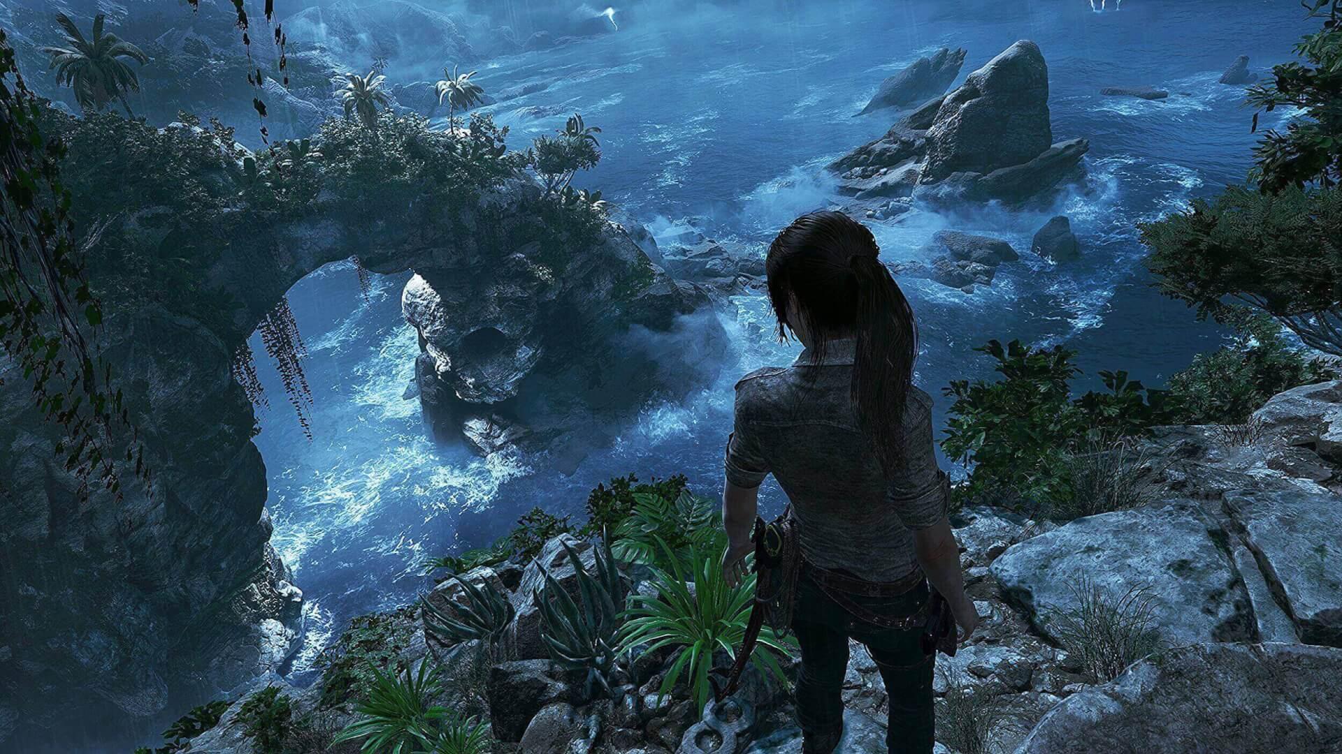 Foto de Shadow of the Tomb Raider Edição definitiva chegará em Novembro