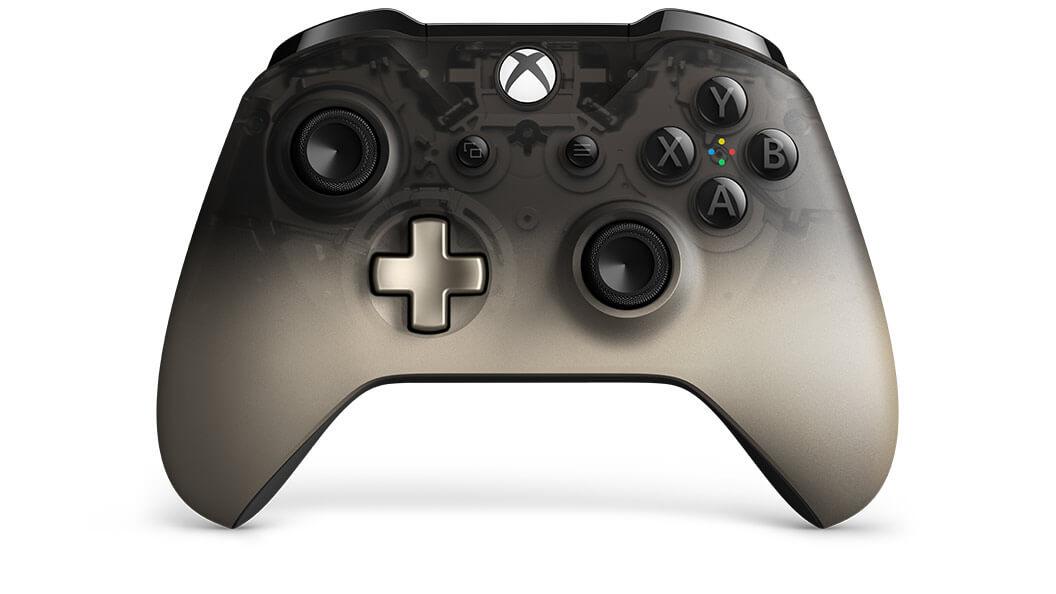 Xbox Wireless Controller – Phantom Black Special Edition Controller