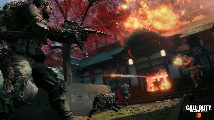 Foto de Trailer mostra os três modos de jogo presentes em Call of Duty: Black Ops 4