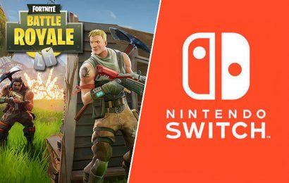 Fortnite poderá ser jogador no Switch mesmo sem assinatura!