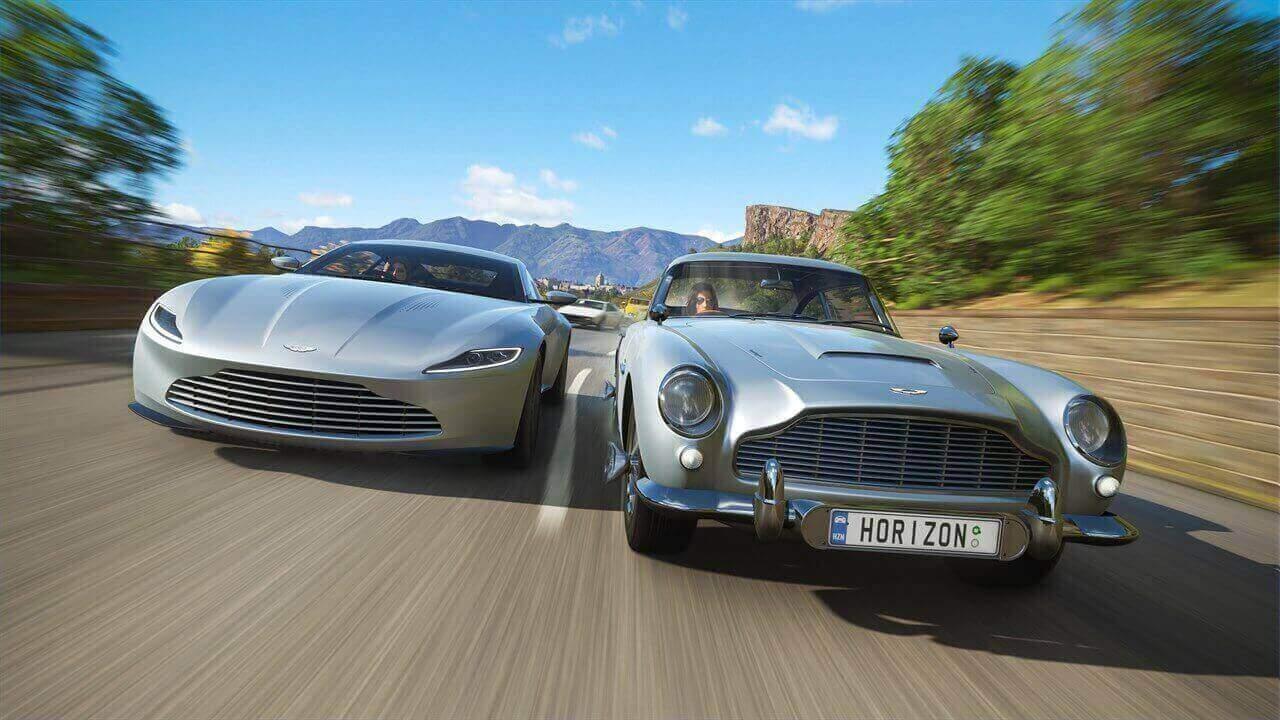 forza-horizon-4-bond-cars