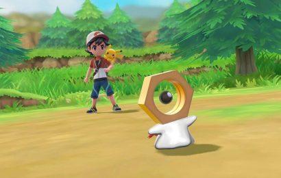 Temos um novo Pokémon mítico