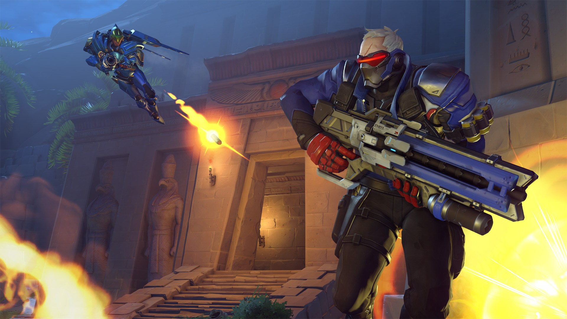 Foto de Overwatch recebe melhorias no Xbox Series X!