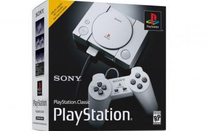 Sony anuncia lançamento do PlayStation clássico mini!