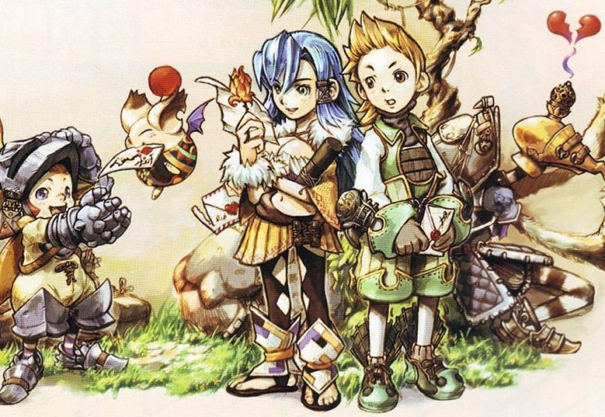 Final Fantasy: Crystal Chronicles ganha versão rematerizada para PS4 e Switch