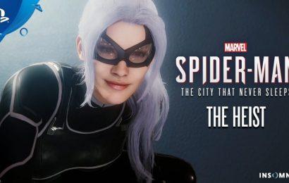 Sony divulga teaser do DLC de Spider-Man