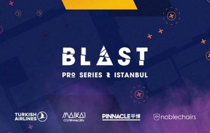 MiBR joga bem mas fica com o vice da Blast Pro Series