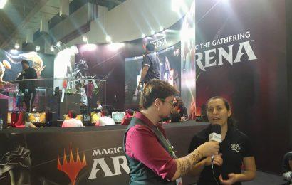 BGS 2018: Magic Arena, master race entrando na onda das cartinhas!