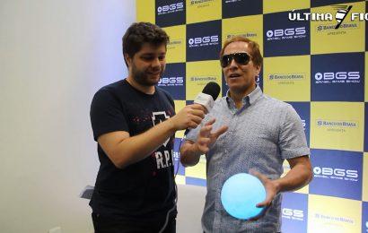 BGS 2018: Confira nossa entrevista com Daniel Pesina, que interpreta Scorpion, Johnny Cage, Subzero e muitos outros!