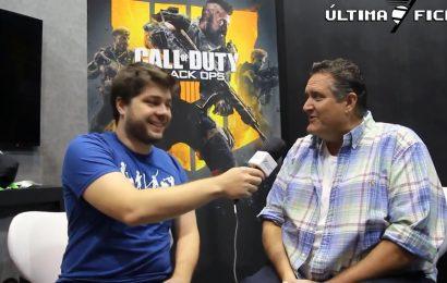 BGS 2018: Entrevistamos Jay Puryear sobre Call of Duty: Blacks Ops 4 e o futuro da franquia