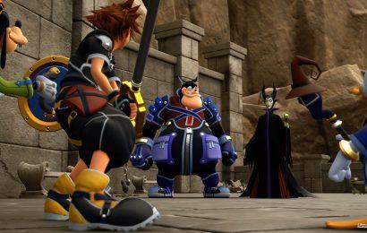 Novas imagens de Kingdom Hearts III – Twilight Town e Olympus