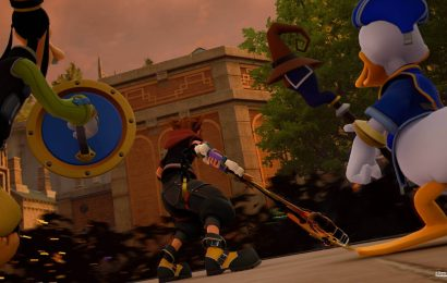 "Square Enix liberou o trailer ""Batalha Final"" de Kingdom Hearts 3"