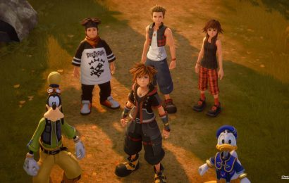 Confira a abertura de Kingdom Hearts III