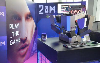 2A.M. estreia na BGS com o lançamento da linha by YoDa e computadores gamers