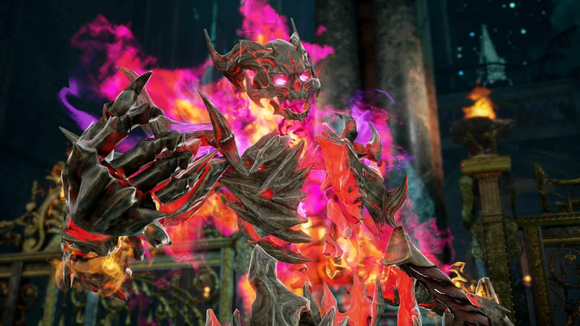 Foto de Inferno é confirmado em Soulcalibur VI, confira novo trailer