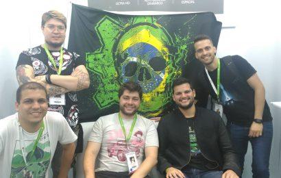 BGS 2018: Entrevistamos o gerente da Xbox no Brasil. Confira o que falamos dos lançamentos, serviços e da nova geração de consoles