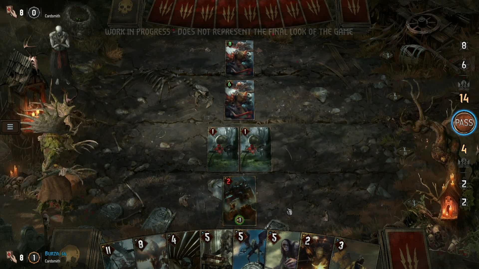 Foto de GWENT: The Witcher Card Game – trailer apresenta jogabilidade da versão de lançamento