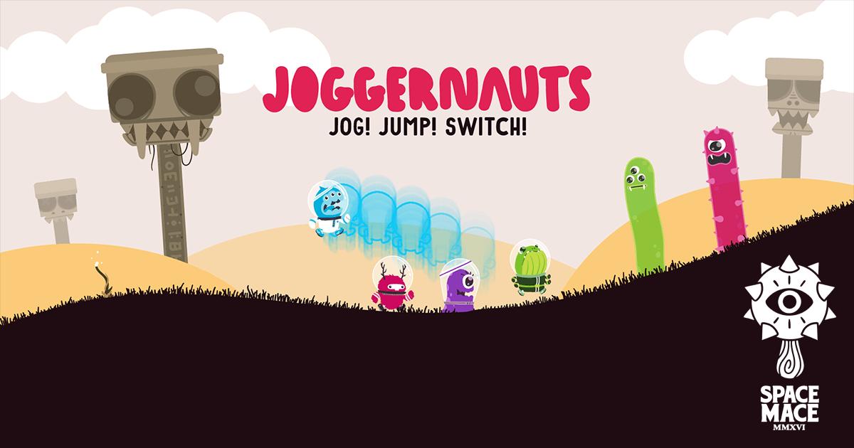 Foto de Análise: Joggernauts é um couch-coop para os fortes e pode não agradar a todos