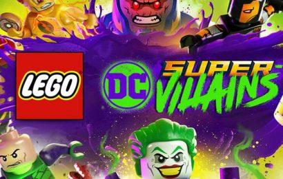 Análise: LEGO DC Super-Villains: Um divertido plot twist na histórias de superheróis!