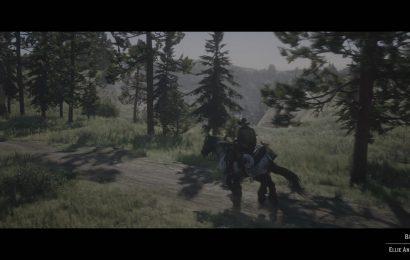 Galeria de fotos de Red Dead Redemption 2 a 4K