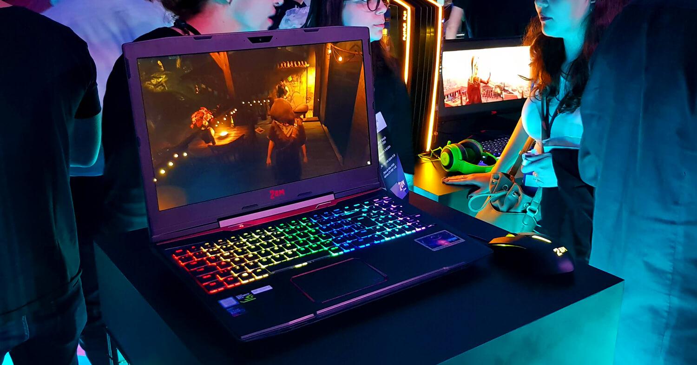 Foto de Notebook Gamer da 2.A.M. está com quase 25% de desconto