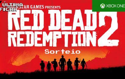 Vamos sortear um código de Red Dead Redemption 2 nessa sexta. PARTICIPE!