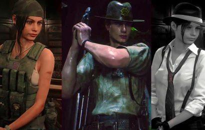 3 milhões de cópias de Resident Evil 2 Remake foram enviadas as lojas!