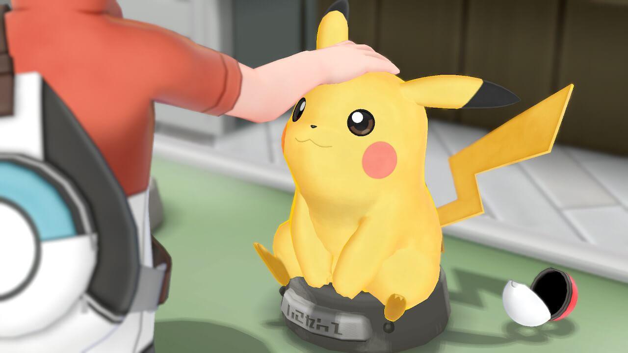 Análise: Pokémon Let's Go (Pikachu), um sonho de infância se tornando realidade