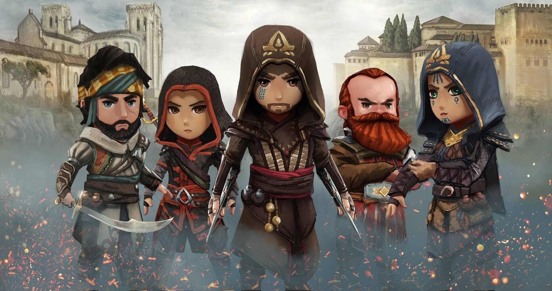 Foto de Assassin's Creed: Rebellion já está disponível para dispositivos móveis