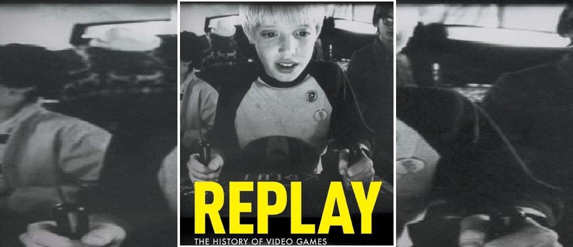 Análise: Replay – seu guia definitivo sobre a história dos games