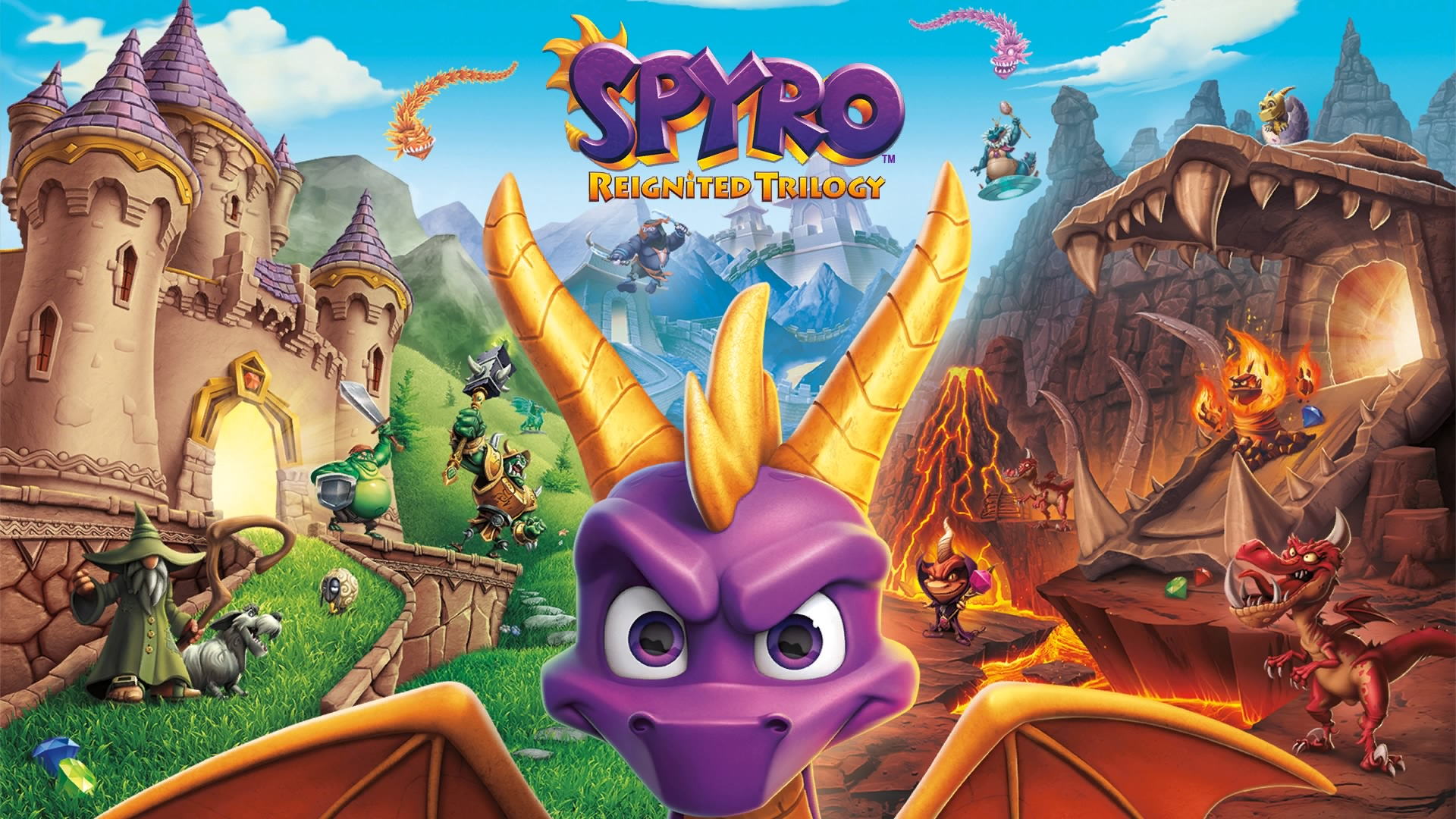 Análise: Spyro Reignited Trilogy – anos 90 numa cápsula! (inclusive as piadas do pavê)