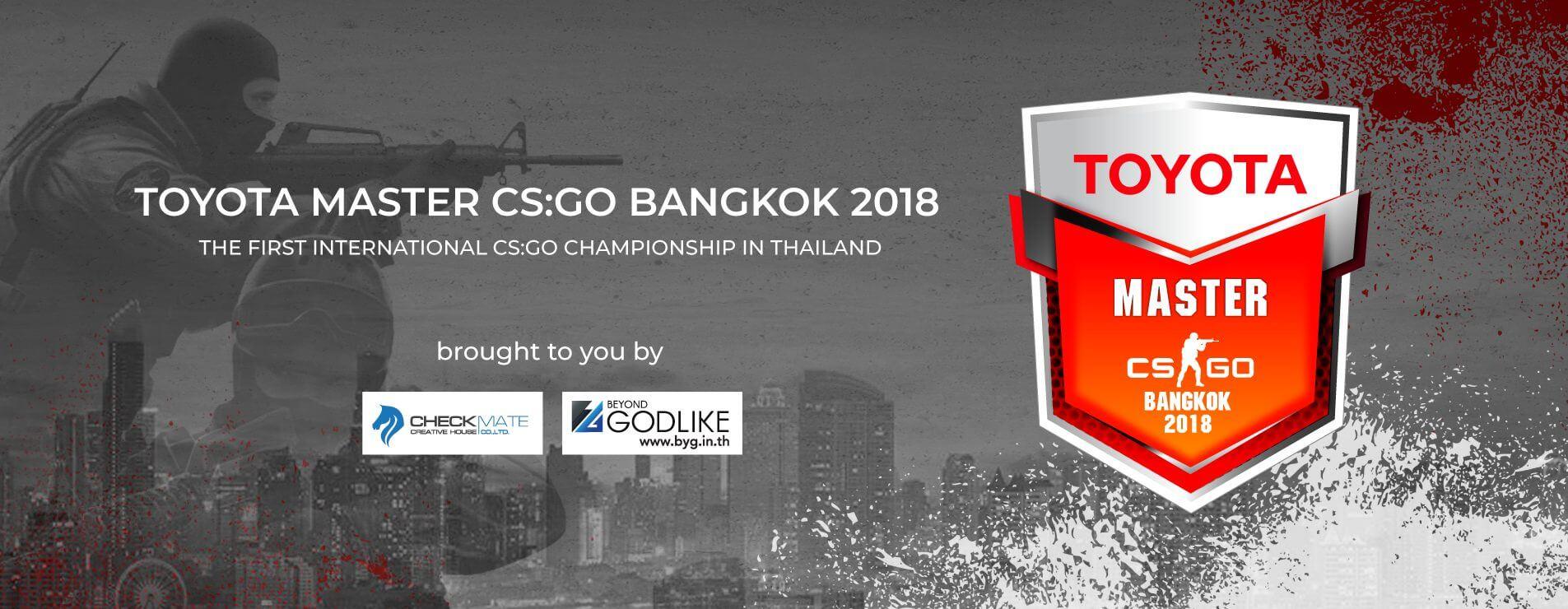 Team oNe eSports representará o Brasil no TOYOTA Master de CS:GO, na Tailândia