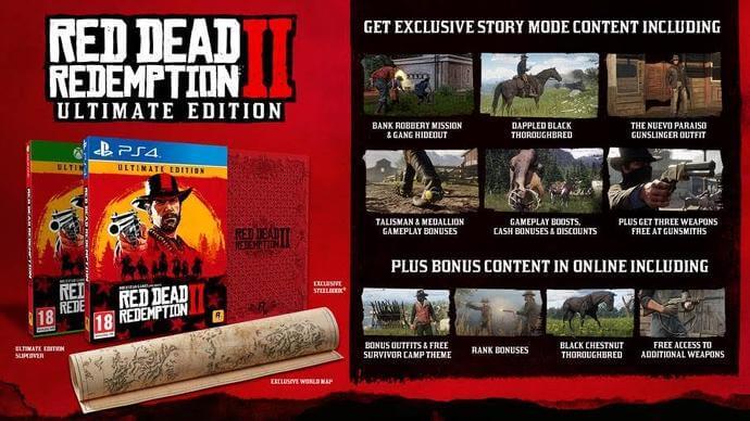 Red Dead Redemption 2: Multiplayer chega amanhã