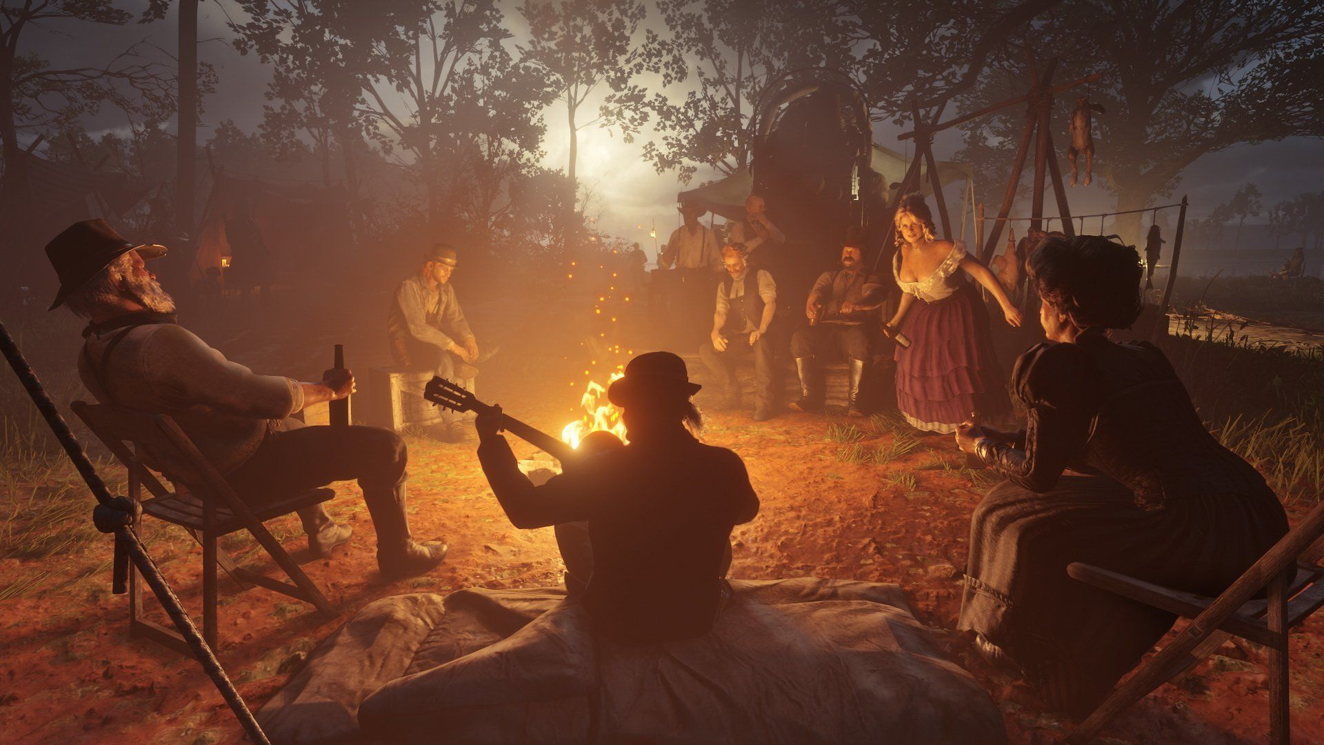 Rockstar dá dicas para Red Dead Redemption 2