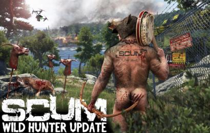 SCUM recebe a atualização Wild Hunter