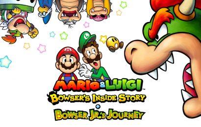 Mario & Luigi: Bowser's Inside Story + Bowser Jr.'s Journey: um titulo gigante para um jogo fantástico!