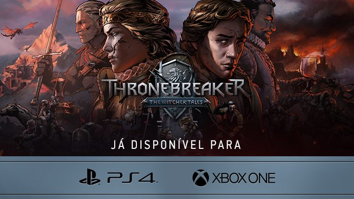 Thronebreaker e GWENT chegam para Xbox One e PlayStation 4