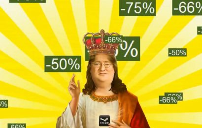 Prepare o cartão de crédito, Steam Sale deve acontecer a partir de 20 de dezembro