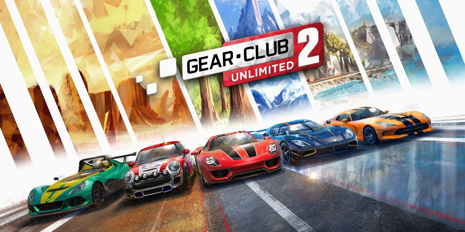 Gear.Club Unlimited 2 é lançado hoje para Nintendo Switch, confira trailer de lançamento