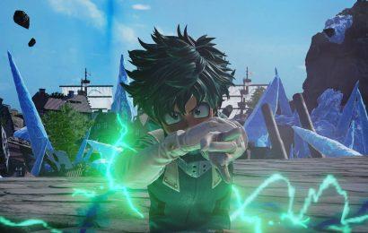 Quatro novos personagens são anunciados para Jump Force