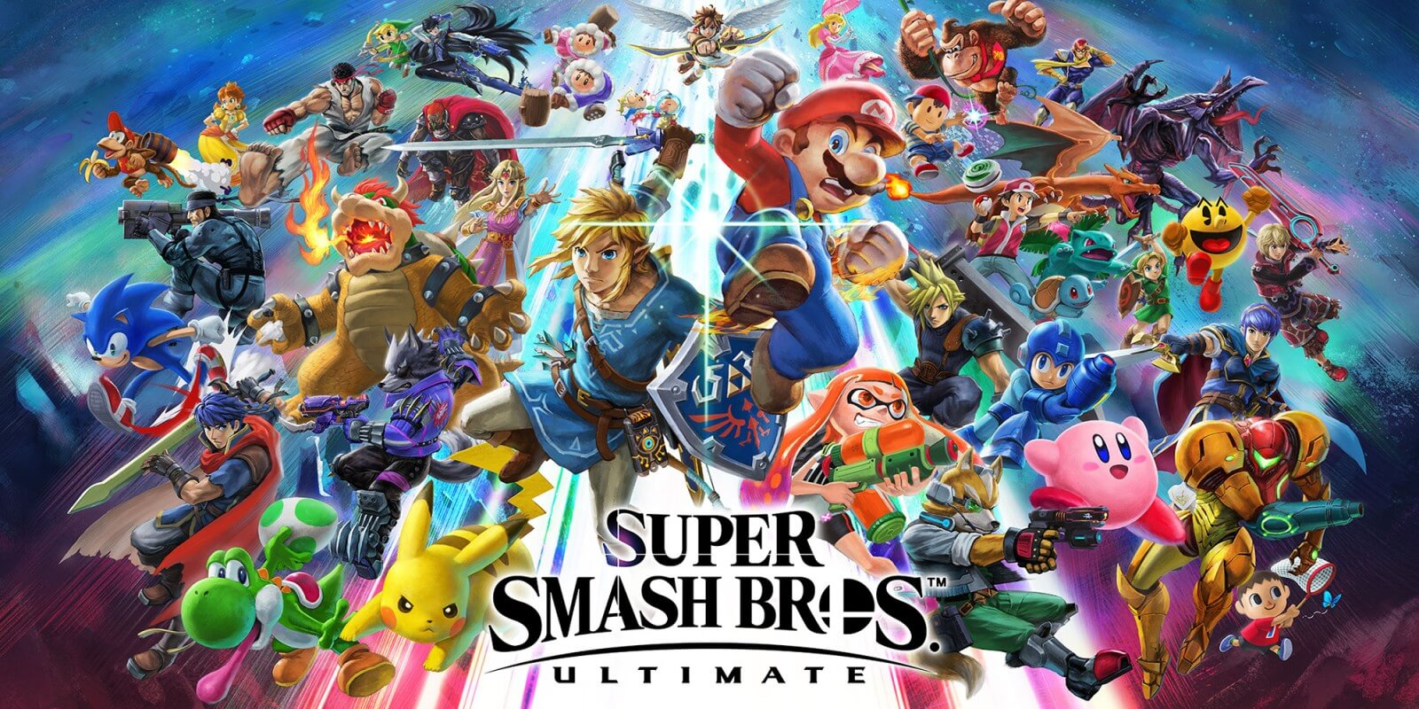 Foto de Super Smash Bros Ultimate tem novo personagem anunciado!