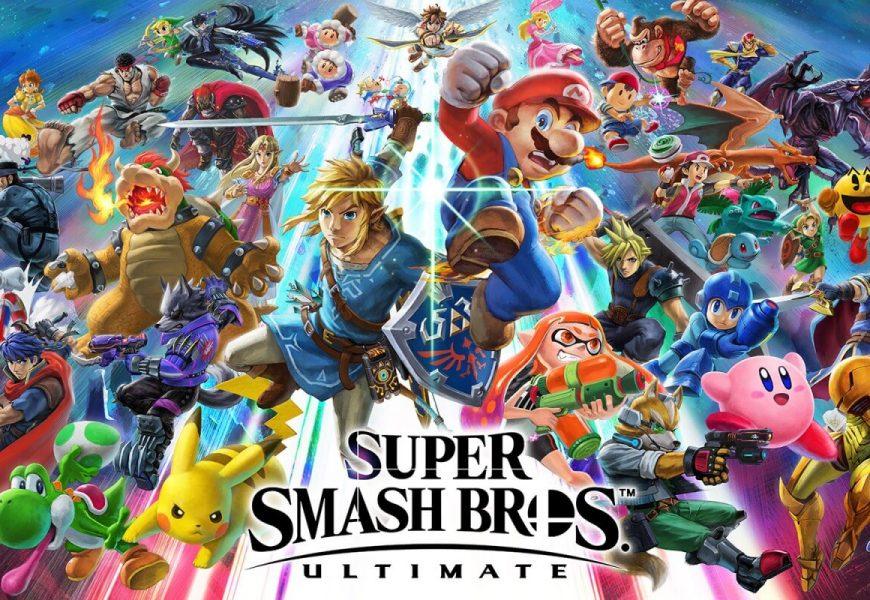 Análise: Super Smash Bros Ultimate, o jogo que toda festa pede!