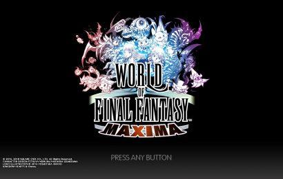 Análise: World of Final Fantasy Maxima uma fórmula antiga para um jogo renovado!