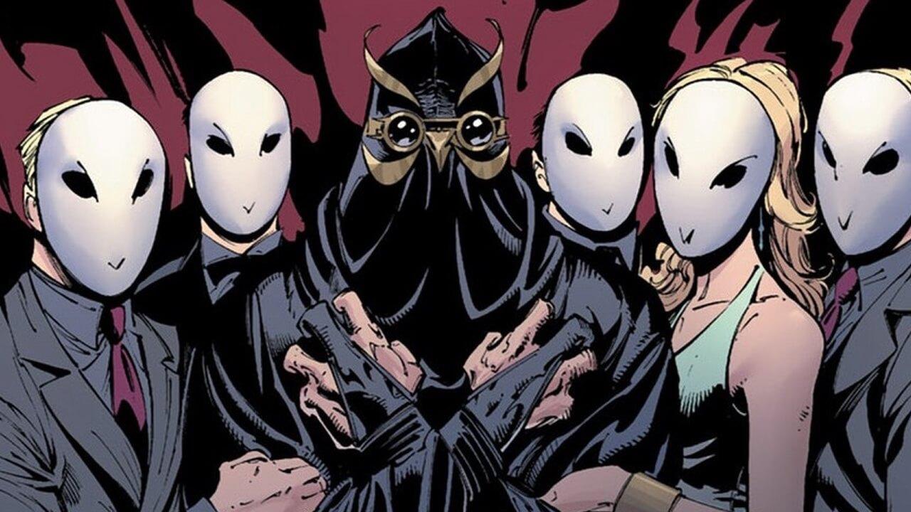 Foto de Batman com a Corte das Corujas pode ser o novo jogo do Homem Morcego