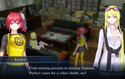Digimon Story: Cyber Sleuth é removido da PS Store
