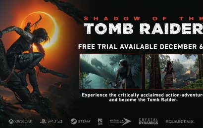 Shadow of the Tomb Raider: Jogue de graça!